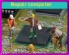 Замена чипа, матрицы в ноутбуках
