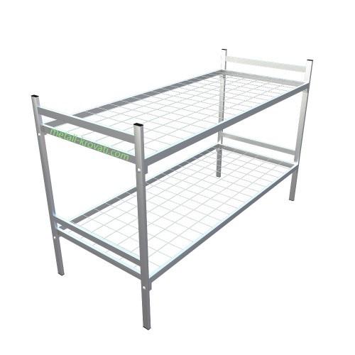 Металлические многоярусные кровати
