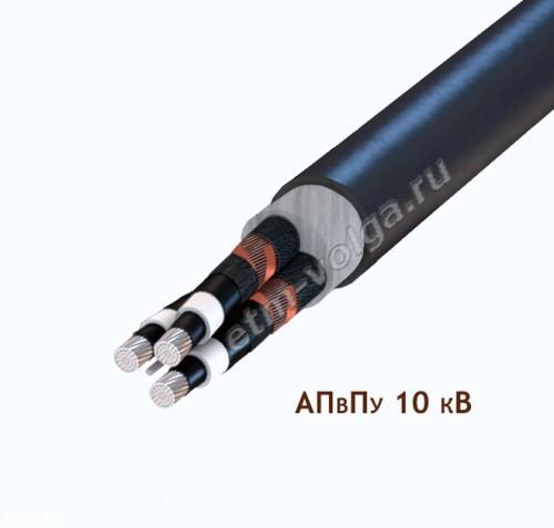Продаем трехжильный кабель с СПЭ изоляцией  10 кВ